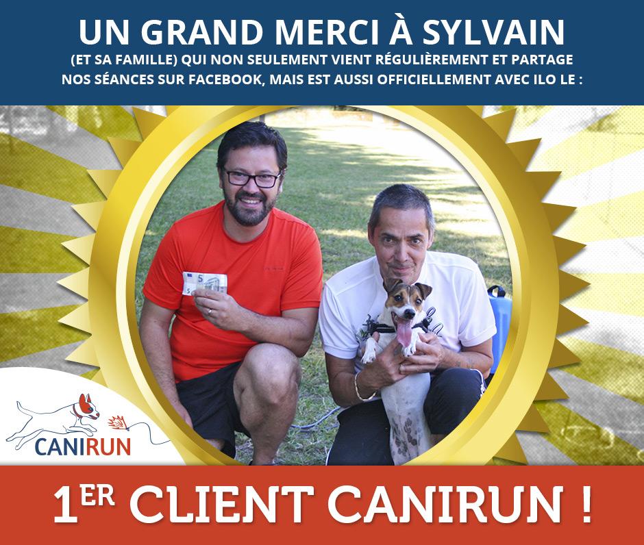 Premier client Canirun