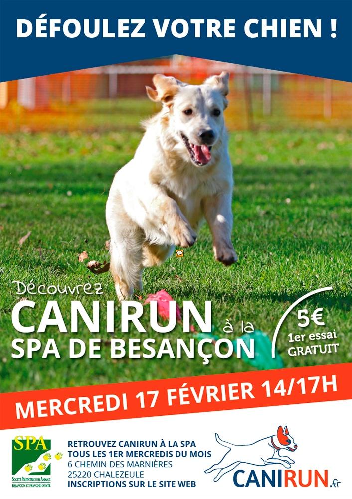 Affiche SPA Besançon